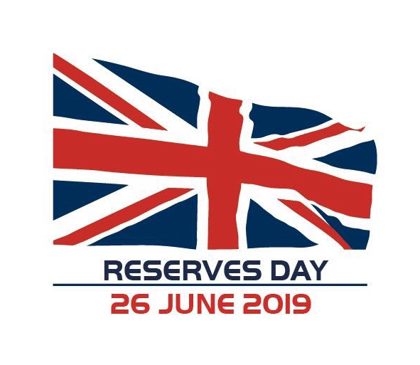 Armed Ready To Serve: The Power Of A Reservist This Reserves Day 2019